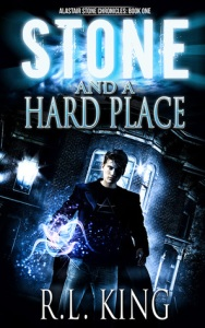 Stone and a Hard Place Cover