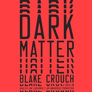 Dark Matter Audible Cover